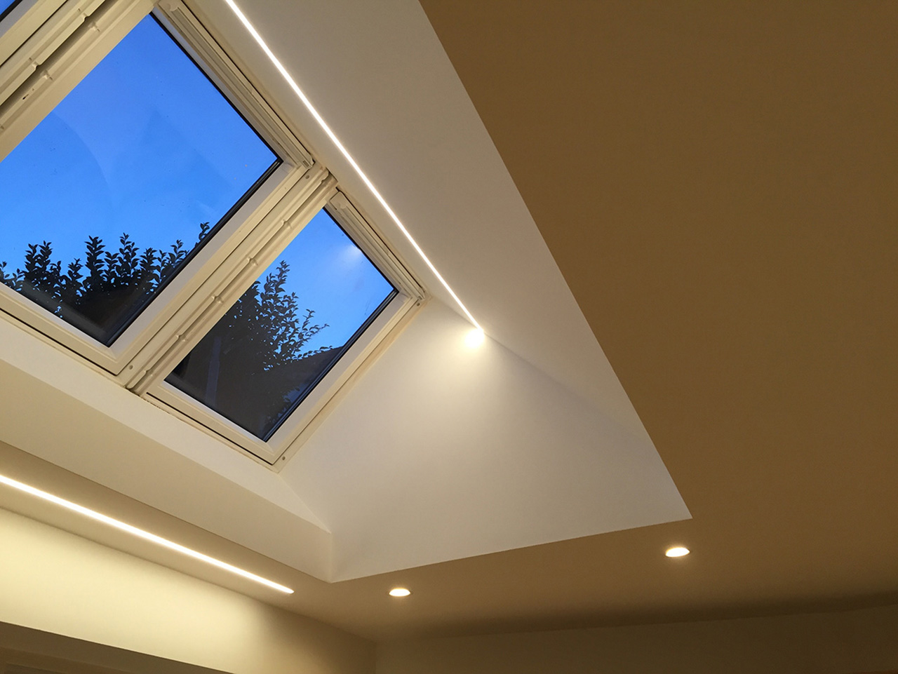 Family Home Velux
